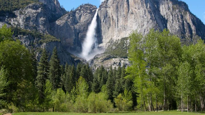 What Is the Tallest Waterfall in Yosemite?