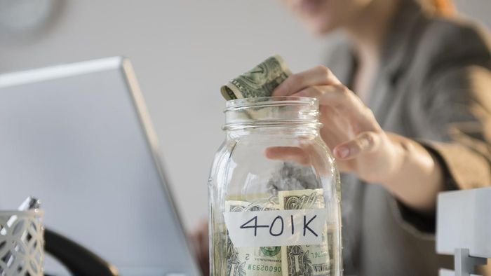 Where Do I Find the Tax Rate for a 401k Retirement Withdrawal?