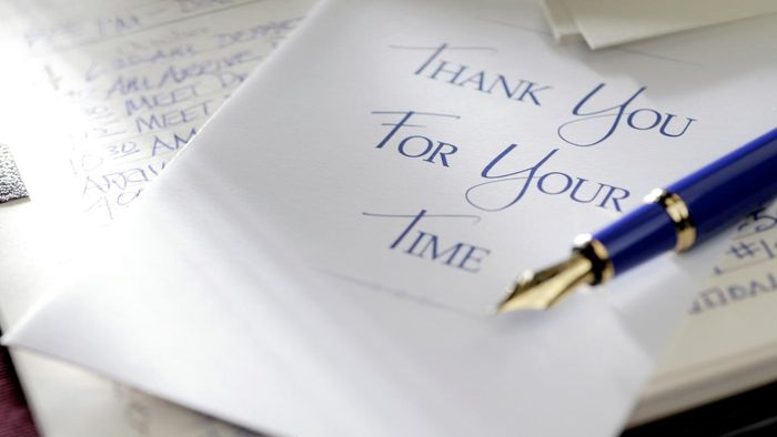 Is It Necessary to Send Thank-You Letters to Guests for Attending an Event?