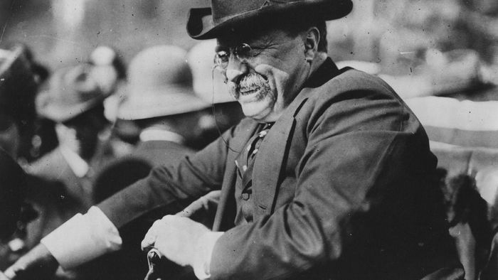 "Why was Theodore Roosevelt nicknamed ""trust buster""?"