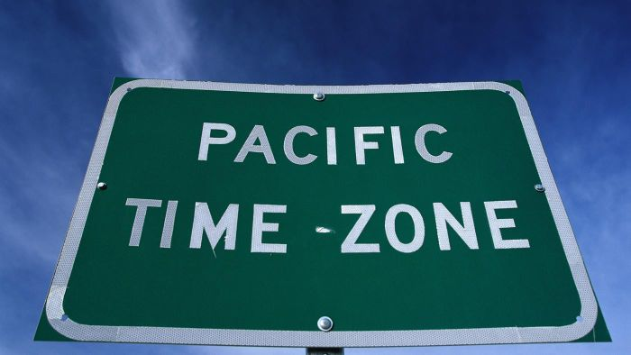 What Time Is 12 Pm PDT in a Different Time Zone?