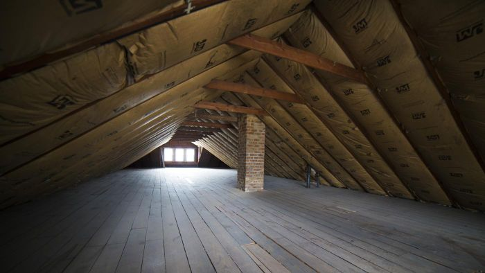 What are some tips for an attic remodel?
