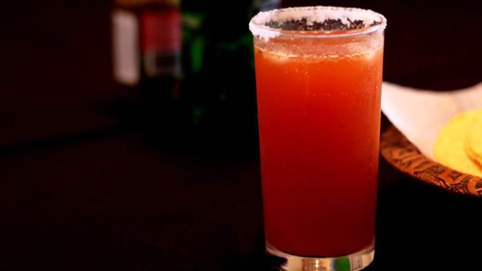 What Is Tomato Juice in Beer Called?