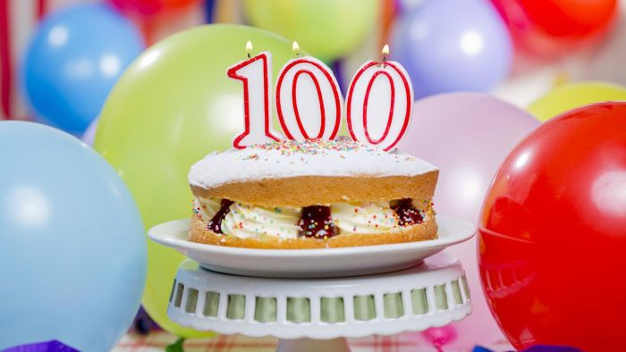 What Is a Traditional Gift for 100th Birthday?