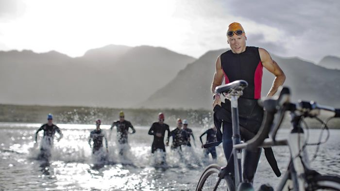 How Do I Train for an Ironman Triathlon?