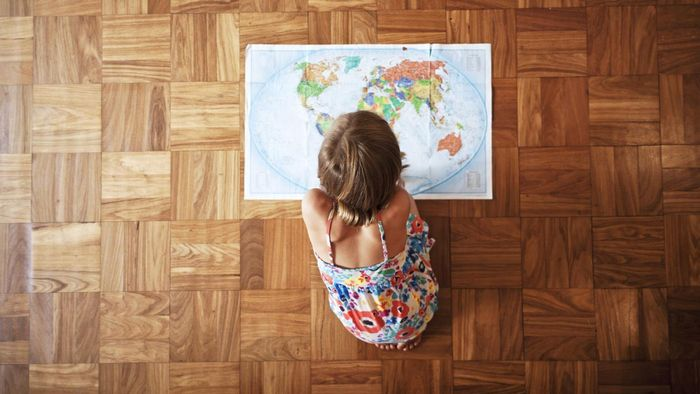 Which Two Continents Are Located Entirely Within the Southern Hemisphere?