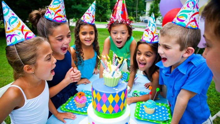 What Type of Games Can You Play for a 9-Year-Old Child's Birthday Party?