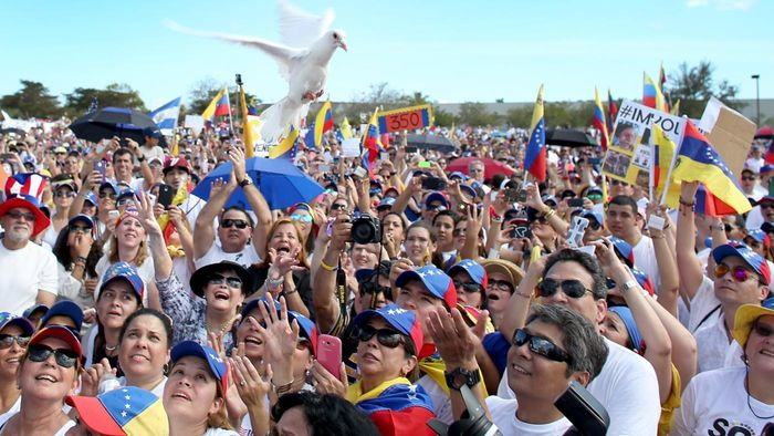What Type of Government Does Venezuela Have?
