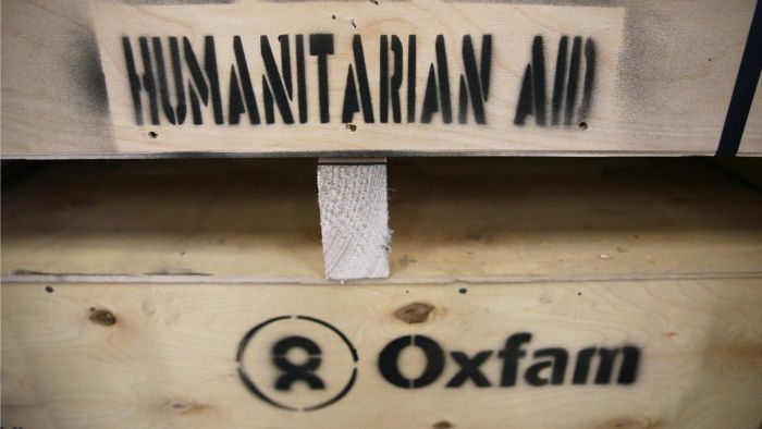 What Type of Organization Is Oxfam?