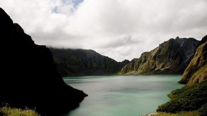 What Type of Volcano Is Mount Pinatubo?