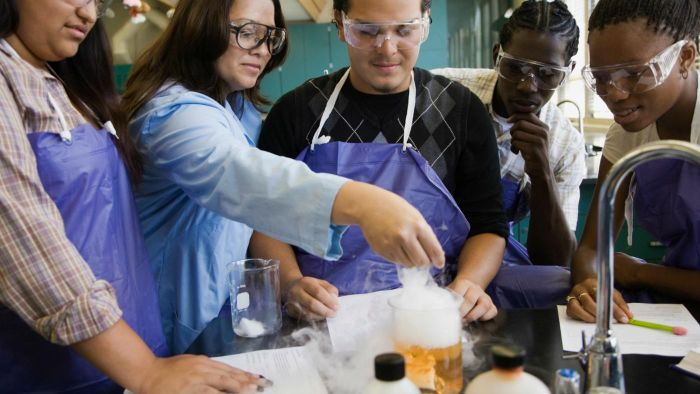 What Are Some Types of Chemical Reactions You Can Demonstrate in a Lab?