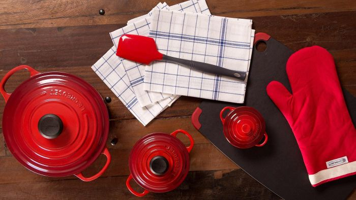 What Types of Cookware Are Sold at a Le Creuset Store?
