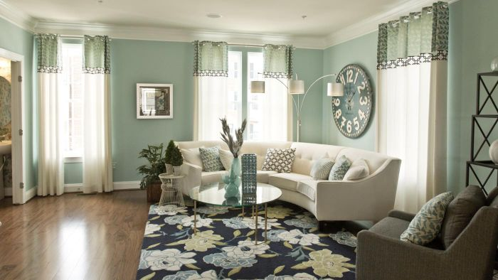 What Are Some Types Of Living Room Interior Design