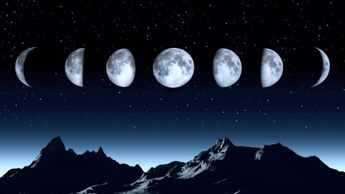 What Are Types of Moons?