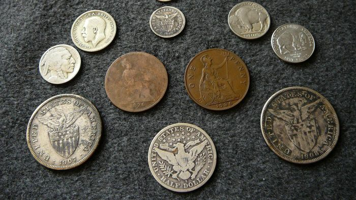 What Types of Stores Buy Old Coins From You?
