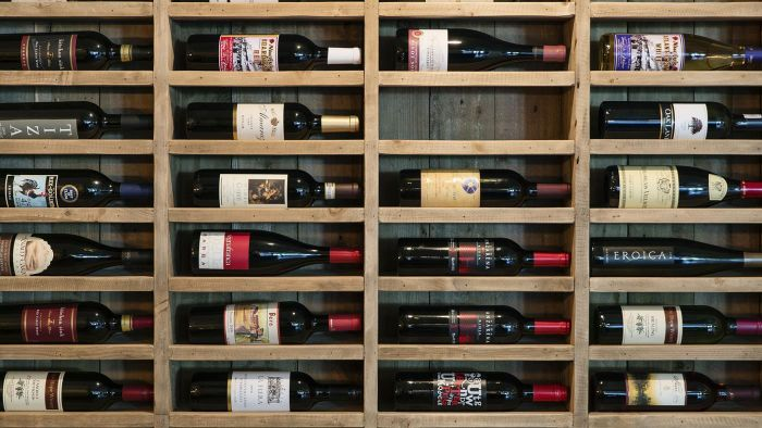What Types of Wood Are Used to Build Quality Wine Racks?