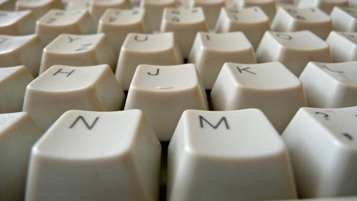 Where Is the Underscore Key on a Computer Keyboard ...