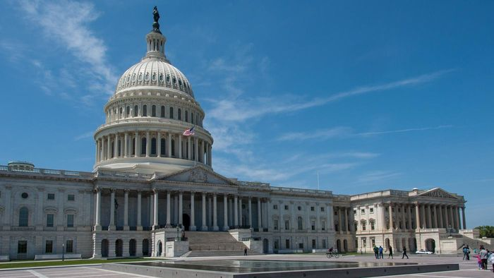 How does the United States determine the number of congressmen for a state?