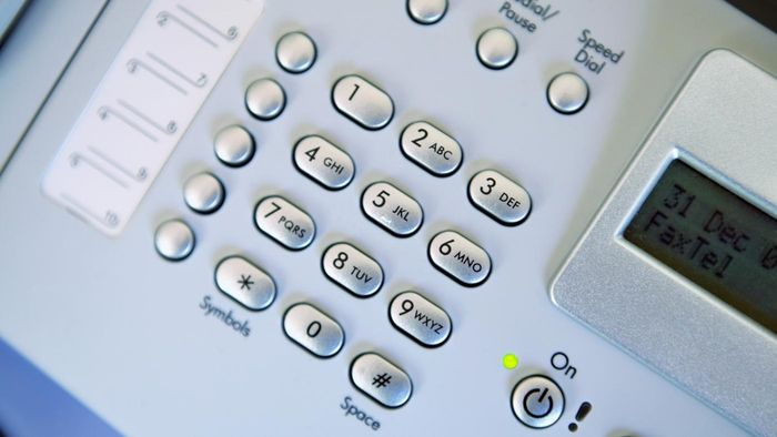 What Is the USA Country Code for Faxed Documents?
