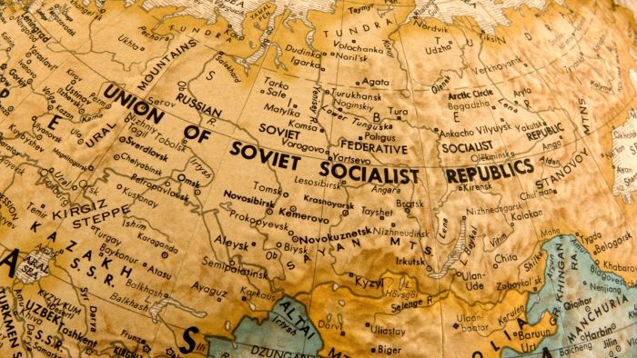 """What Does """"USSR"""" Mean?"""