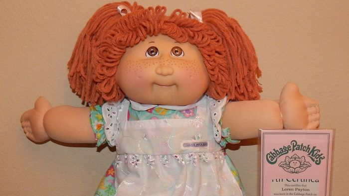 What Is the Value of Original Cabbage Patch Dolls?