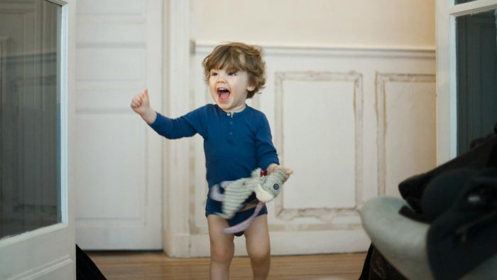 How Do You Deal With a Violent Toddler?