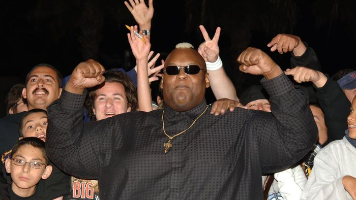 Who Is Viscera in the WWE?