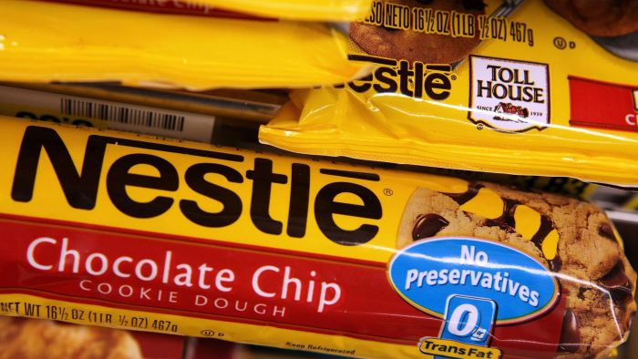 What is the vision statement of Nestle?