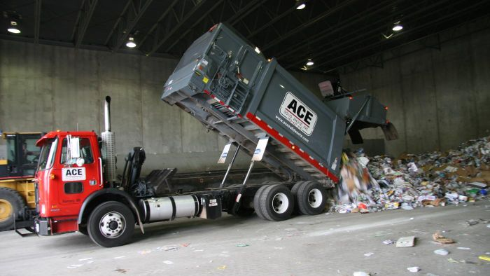 How Do Waste Management Companies Separate the Garbage?