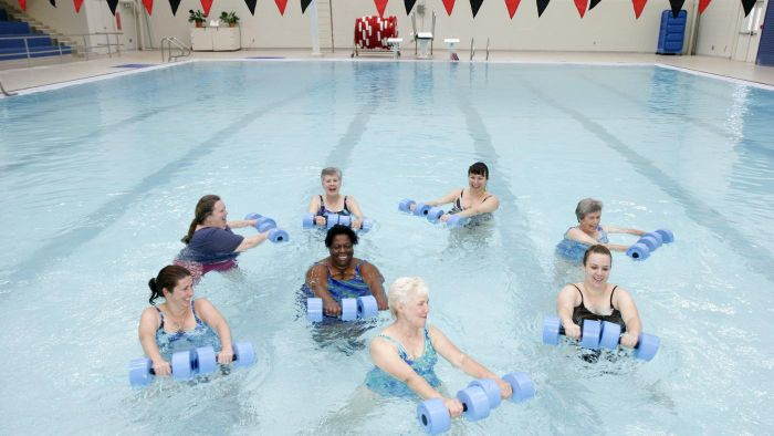 What Are Water Aerobics?