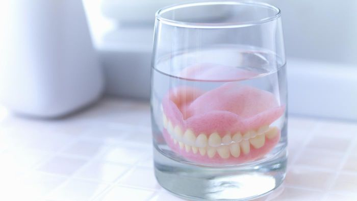 What Is the Best Way to Clean Dentures?