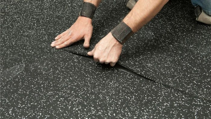 What Is the Best Way to Clean Rubber Floor?