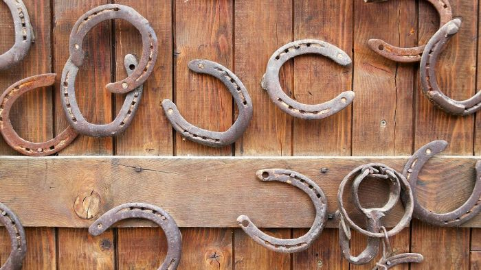 Which Way Should You Hang a Horseshoe for Good Luck?
