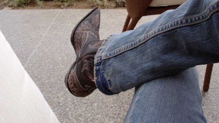 What Do You Wear With Cowboy Boots?