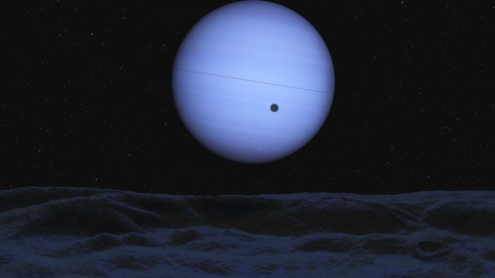 What is the weather like on Neptune?