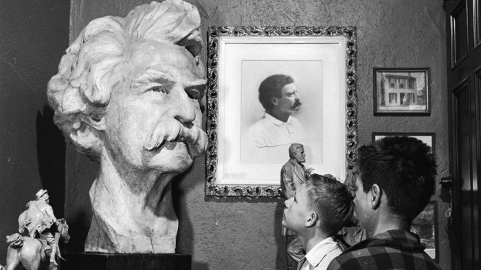 What Were Some Awards Won by Mark Twain?