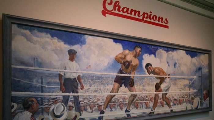 Who Were Some Famous Boxers in the 1920s?