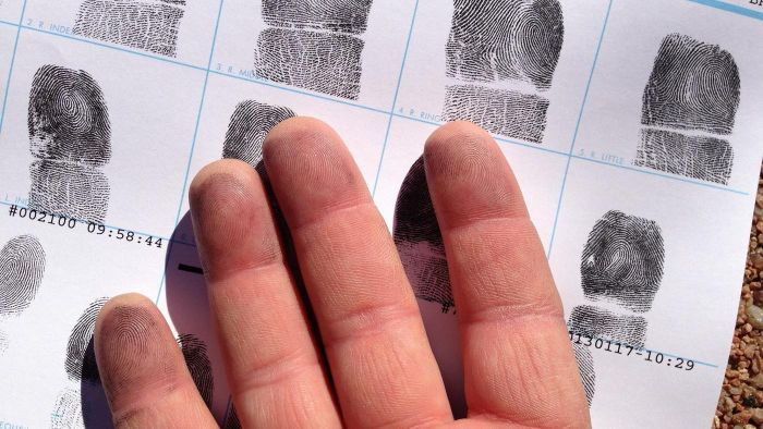 When Were Fingerprints First Used to Solve a Crime?