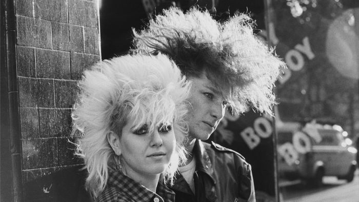 What Were Hair Styles Like in the '80s?