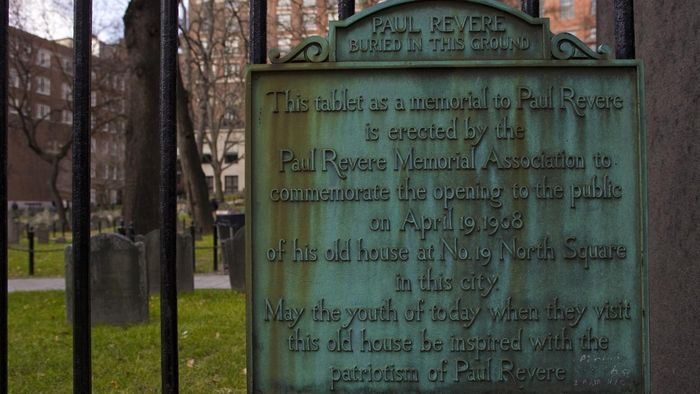 What Were Paul Revere's Accomplishments?