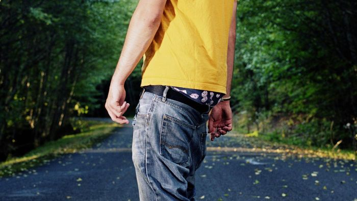 When Were Sagging Pants Invented?