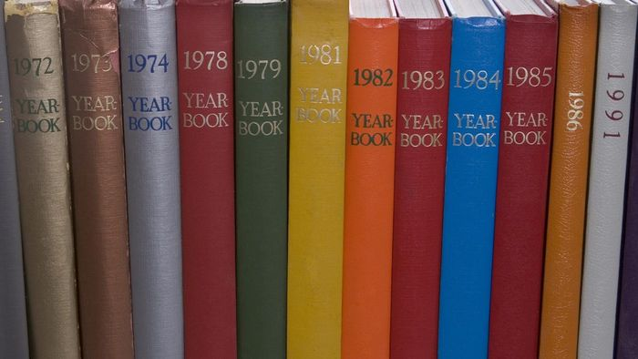 When Were School Yearbooks Invented?