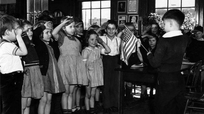 What were schools like in the 1930s?