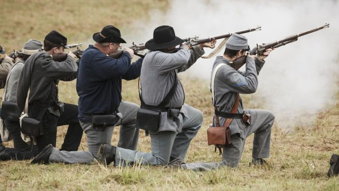 What Were the Southern Advantages in the Civil War?