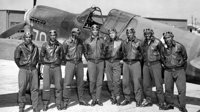 When Were the Tuskegee Airmen Formed?