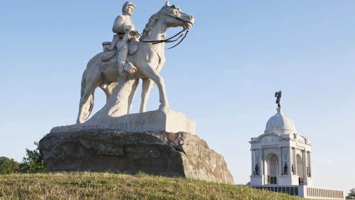 What Were the Two Major Battles of the Civil War Fought on Union Soil?