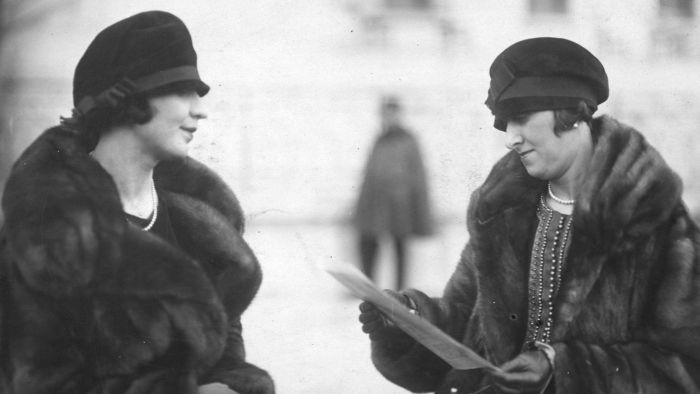 How were women treated in the 1920s?