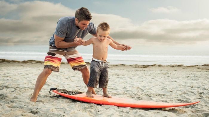 What Are Some Characteristics of Good Dads?