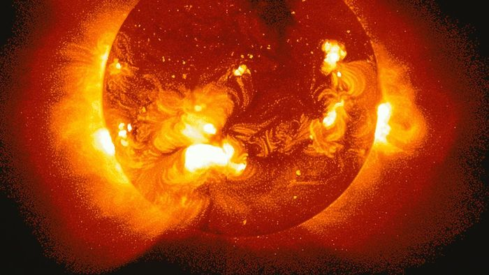 What Are the Three Layers of the Sun's Atmosphere?
