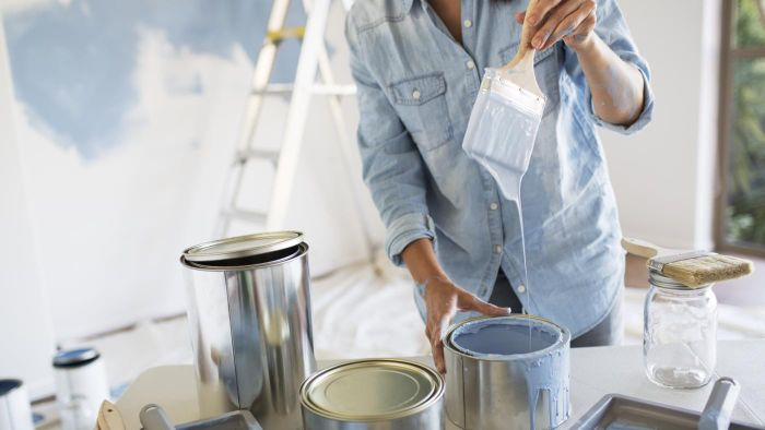 What Chemicals Are Used in Paint?
